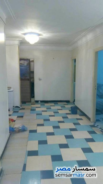 Photo 1 - Apartment 3 bedrooms 1 bath 110 sqm super lux For Sale Sidi Beshr Alexandira