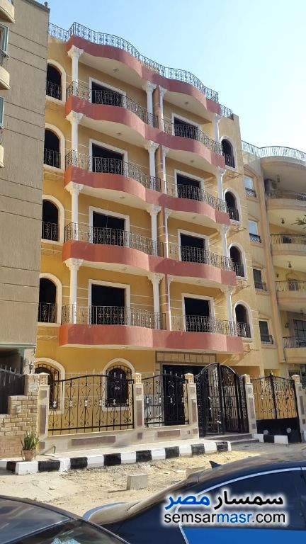 Photo 1 - Apartment 2 bedrooms 1 bath 120 sqm semi finished For Sale Heliopolis Cairo