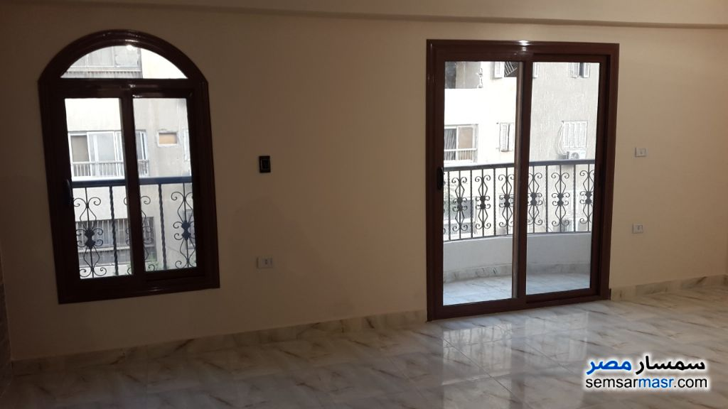 Photo 2 - Apartment 2 bedrooms 1 bath 120 sqm semi finished For Sale Heliopolis Cairo