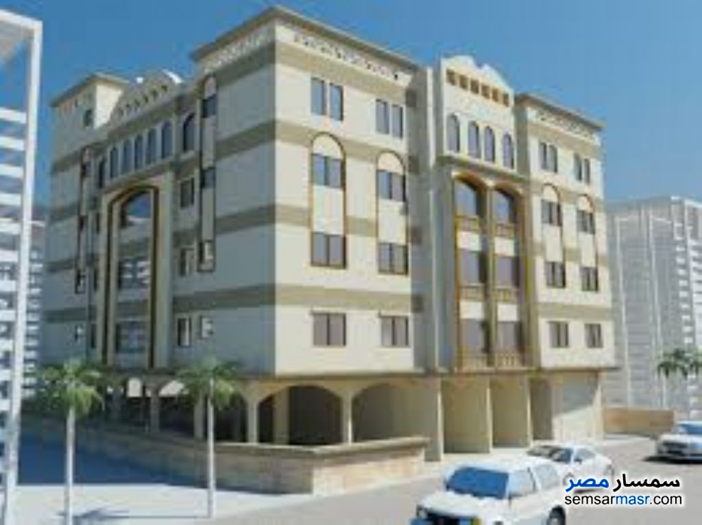 Photo 1 - 3 bedrooms 3 baths 210 sqm super lux For Sale Heliopolis Cairo