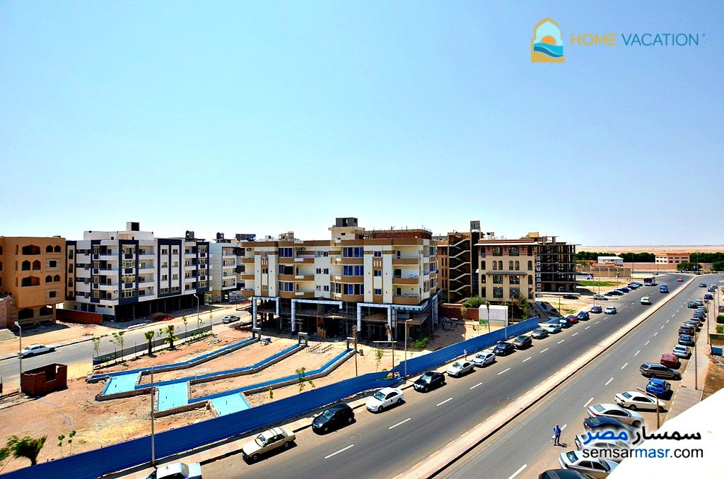 Ad Photo: Apartment 3 bedrooms 1 bath 140 sqm super lux in Red Sea