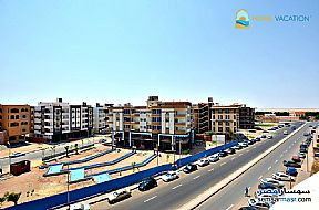 Ad Photo: Apartment 3 bedrooms 1 bath 140 sqm super lux in Hurghada  Red Sea