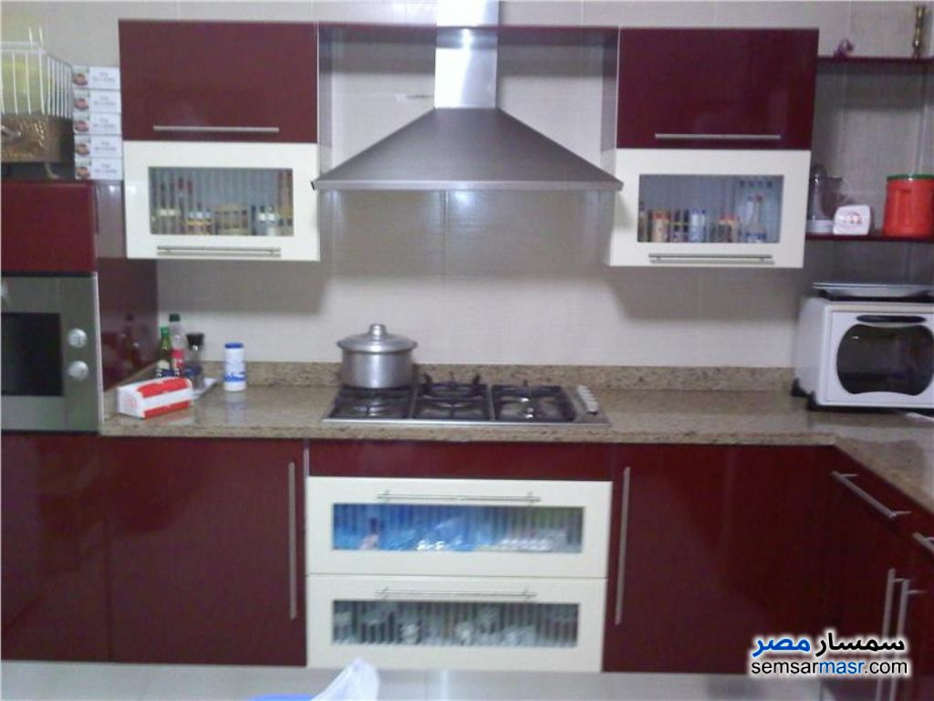 Photo 7 - Apartment 4 bedrooms 3 baths 230 sqm extra super lux For Rent Rehab City Cairo