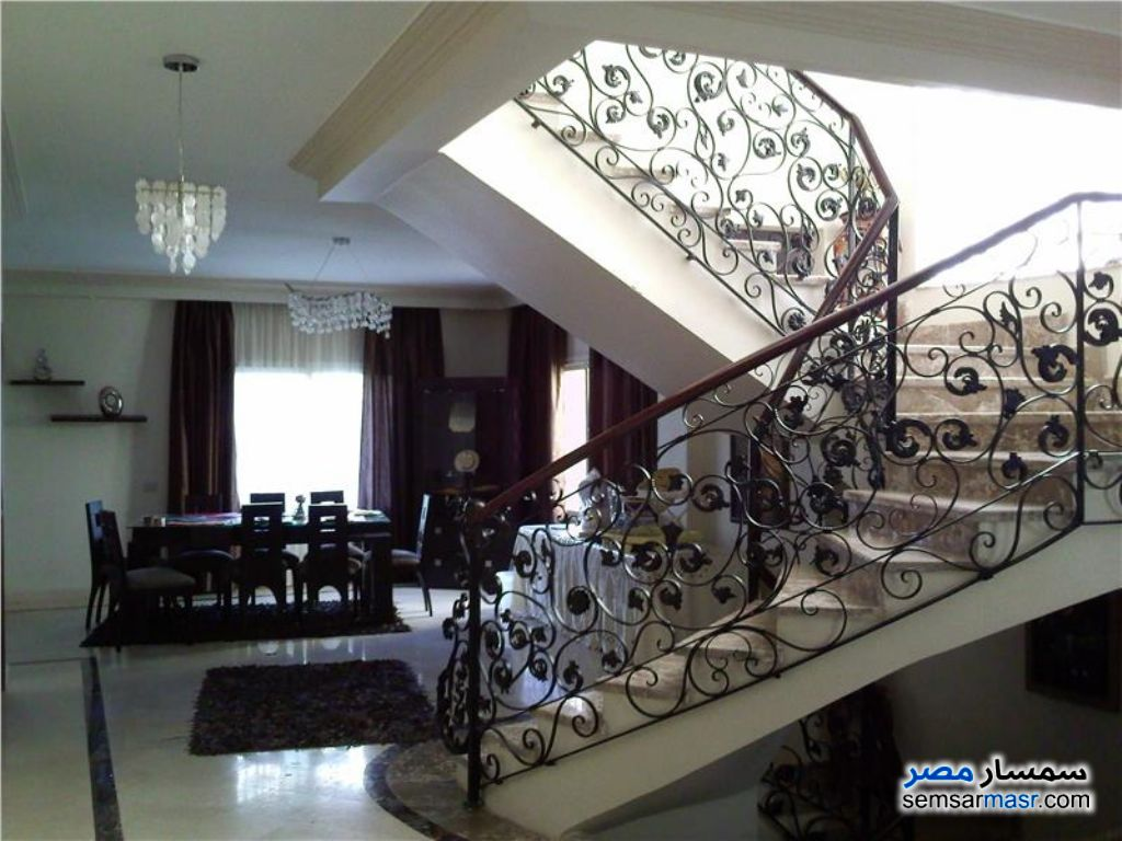 Photo 2 - Apartment 4 bedrooms 3 baths 230 sqm extra super lux For Rent Rehab City Cairo