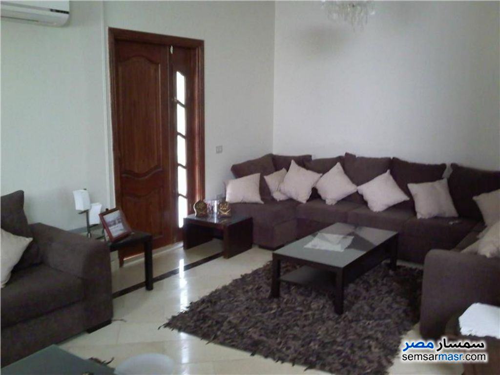 Photo 5 - Apartment 4 bedrooms 3 baths 230 sqm extra super lux For Rent Rehab City Cairo