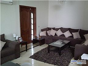 Apartment 4 bedrooms 3 baths 230 sqm extra super lux For Rent Rehab City Cairo - 5