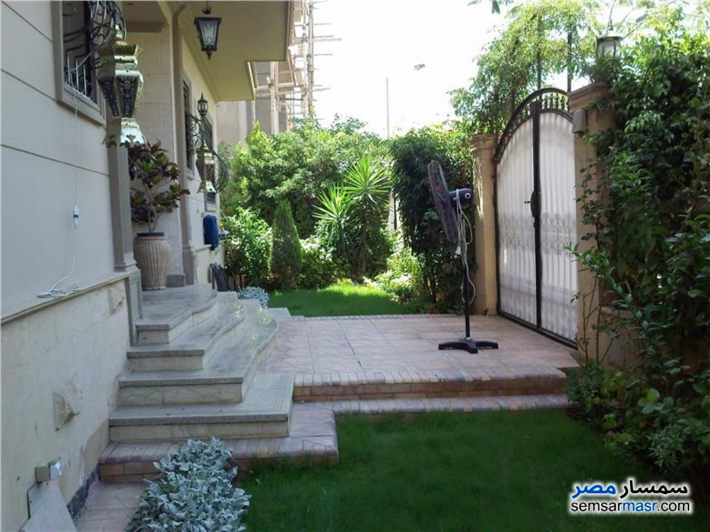 Photo 3 - Apartment 4 bedrooms 3 baths 230 sqm extra super lux For Rent Rehab City Cairo