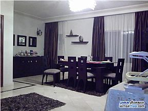 Apartment 4 bedrooms 3 baths 230 sqm extra super lux For Rent Rehab City Cairo - 4