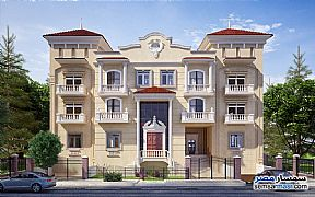 Ad Photo: Apartment 6 bedrooms 4 baths 300 sqm semi finished in Shorouk City  Cairo