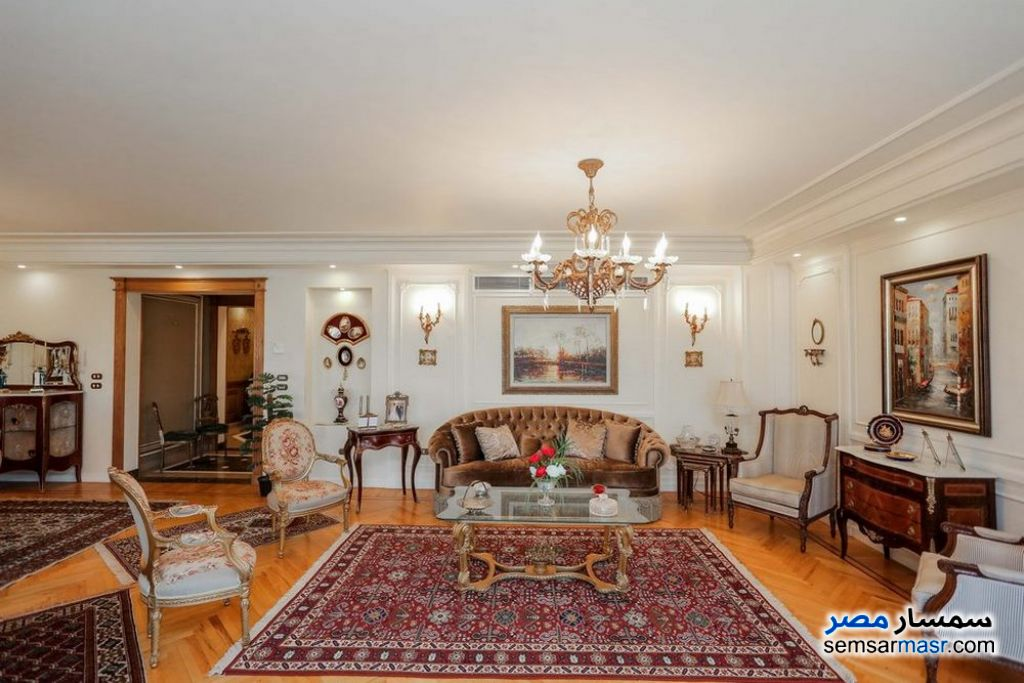 Ad Photo: Apartment 5 bedrooms 4 baths 456 sqm extra super lux in Smoha  Alexandira