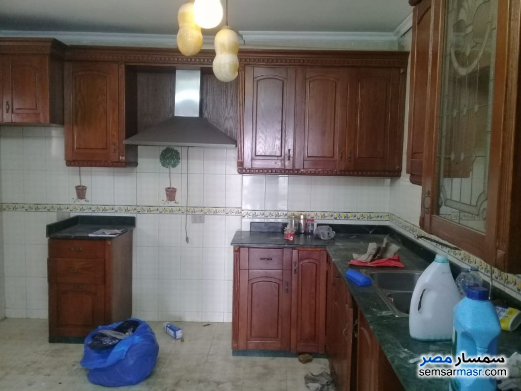 Photo 11 - Apartment 4 bedrooms 3 baths 270 sqm extra super lux For Rent Maadi Cairo