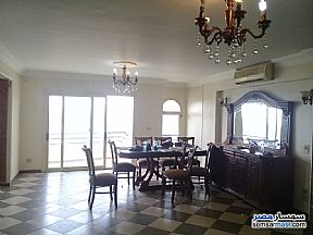 Apartment 4 bedrooms 3 baths 270 sqm extra super lux For Rent Maadi Cairo - 2