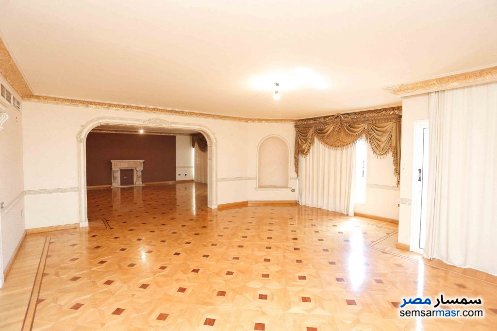 Photo 1 - Apartment 7 bedrooms 4 baths 588 sqm extra super lux For Sale Smoha Alexandira
