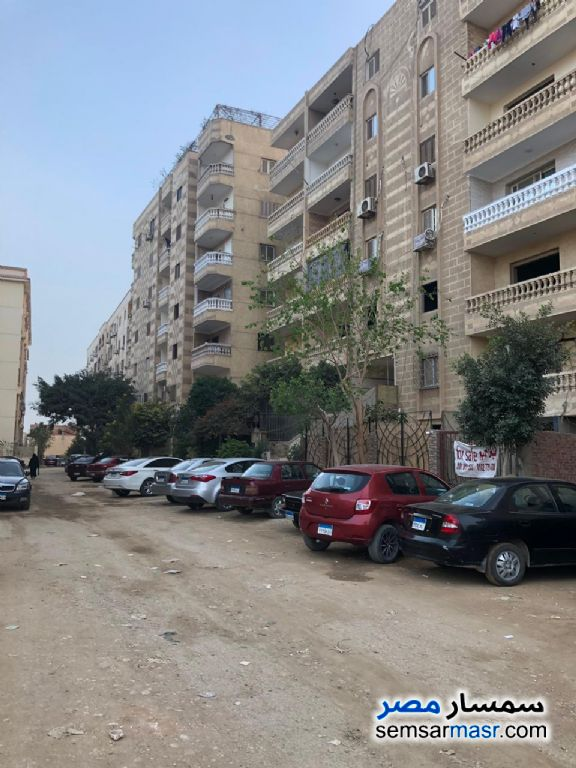 Photo 3 - Apartment 8 bedrooms 3 baths 425 sqm semi finished For Sale Hadayek Al Ahram Giza