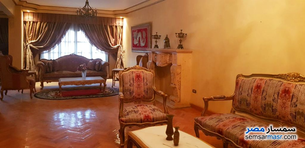 Photo 10 - Apartment 2 bedrooms 3 baths 280 sqm super lux For Rent Maadi Cairo