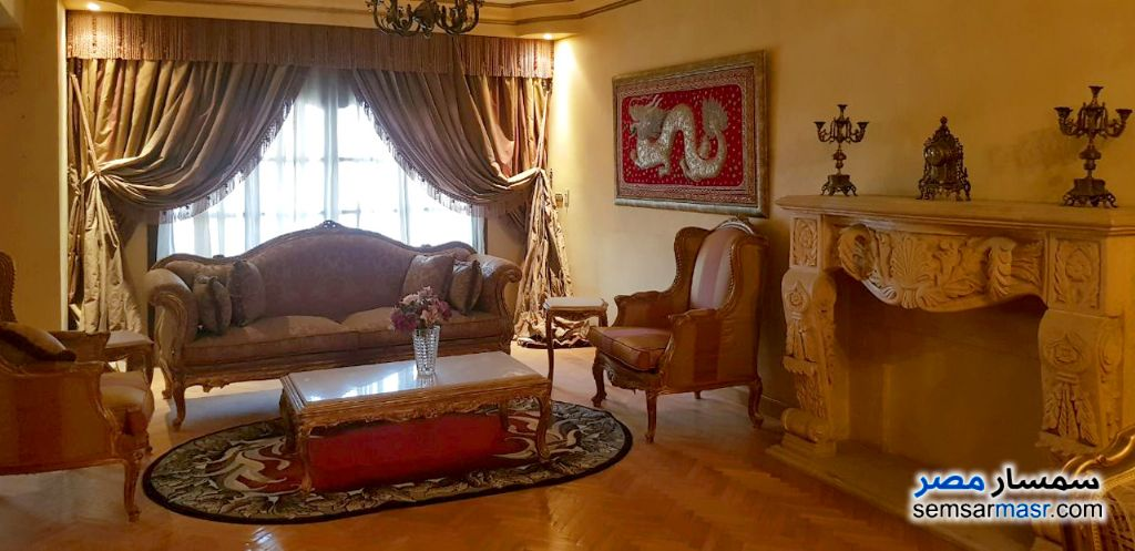 Photo 13 - Apartment 2 bedrooms 3 baths 280 sqm super lux For Rent Maadi Cairo