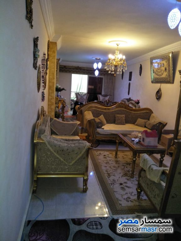 Photo 2 - Apartment 3 bedrooms 2 baths 160 sqm super lux For Sale al mamourah Alexandira