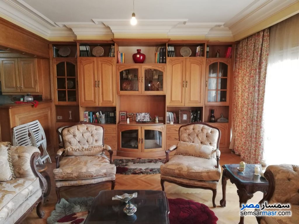 Photo 2 - Apartment 4 bedrooms 3 baths 320 sqm super lux For Sale Mohandessin Giza