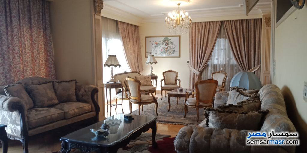 Photo 6 - Apartment 4 bedrooms 3 baths 320 sqm super lux For Sale Mohandessin Giza