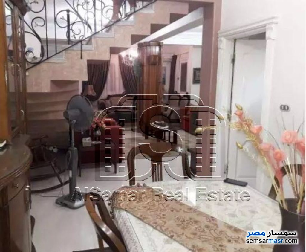Photo 10 - Apartment 3 bedrooms 2 baths 180 sqm extra super lux For Sale Maadi Cairo