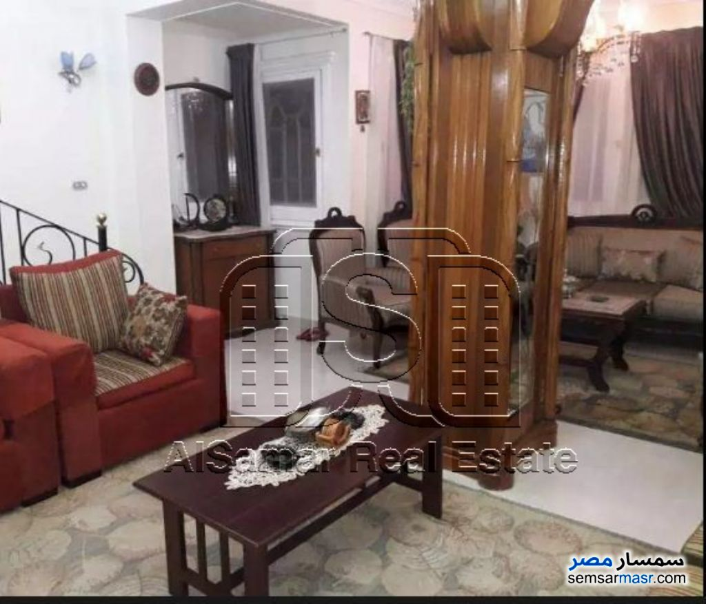 Photo 11 - Apartment 3 bedrooms 2 baths 180 sqm extra super lux For Sale Maadi Cairo