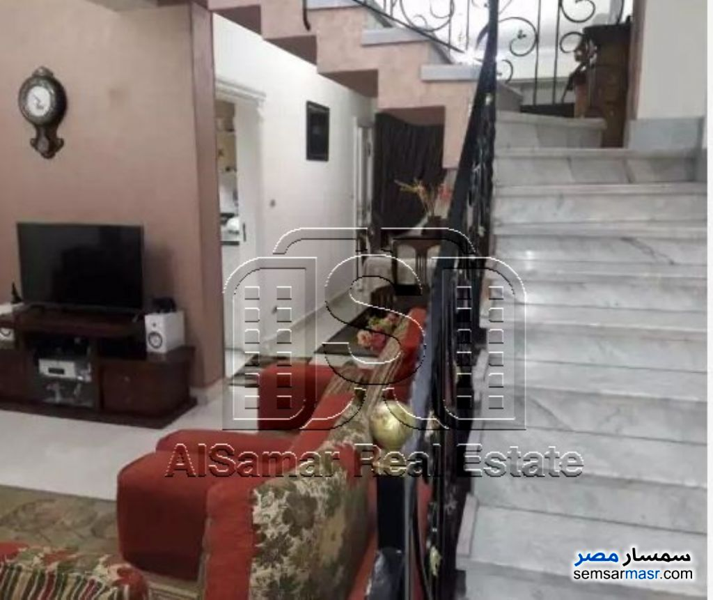 Photo 12 - Apartment 3 bedrooms 2 baths 180 sqm extra super lux For Sale Maadi Cairo