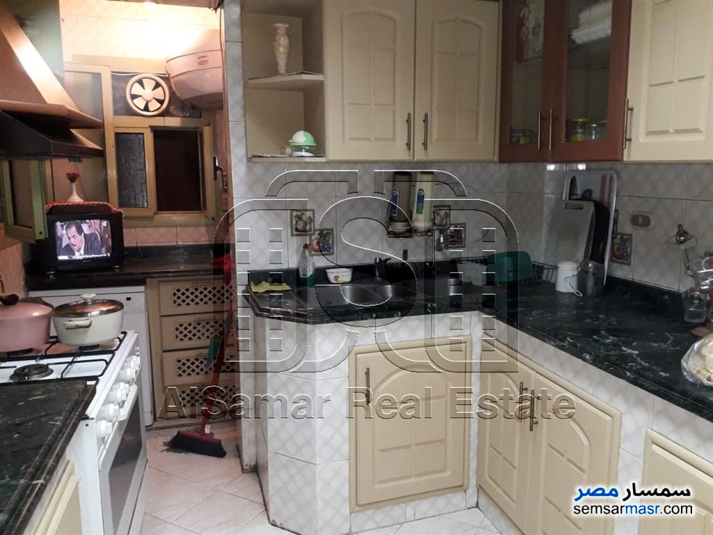 Photo 16 - Apartment 3 bedrooms 2 baths 180 sqm extra super lux For Sale Maadi Cairo