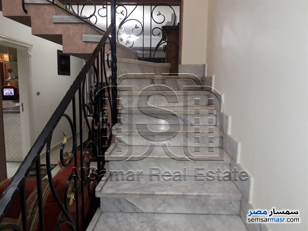Photo 2 - Apartment 3 bedrooms 2 baths 180 sqm extra super lux For Sale Maadi Cairo