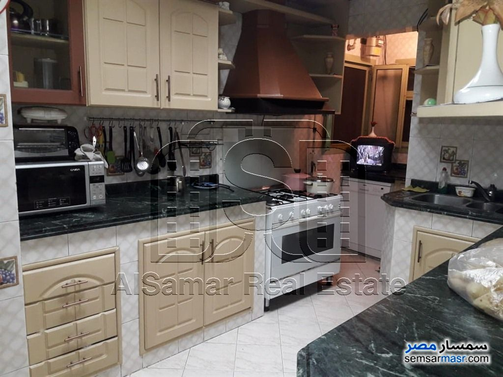 Photo 30 - Apartment 3 bedrooms 2 baths 180 sqm extra super lux For Sale Maadi Cairo