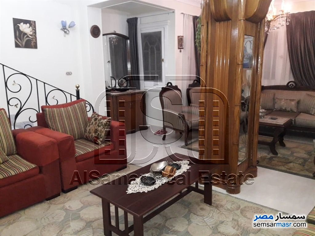 Photo 4 - Apartment 3 bedrooms 2 baths 180 sqm extra super lux For Sale Maadi Cairo