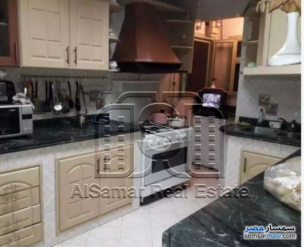 Photo 9 - Apartment 3 bedrooms 2 baths 180 sqm extra super lux For Sale Maadi Cairo