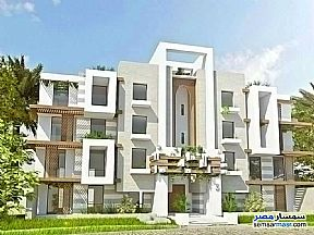 Ad Photo: Apartment 4 bedrooms 3 baths 310 sqm semi finished in Districts  6th of October