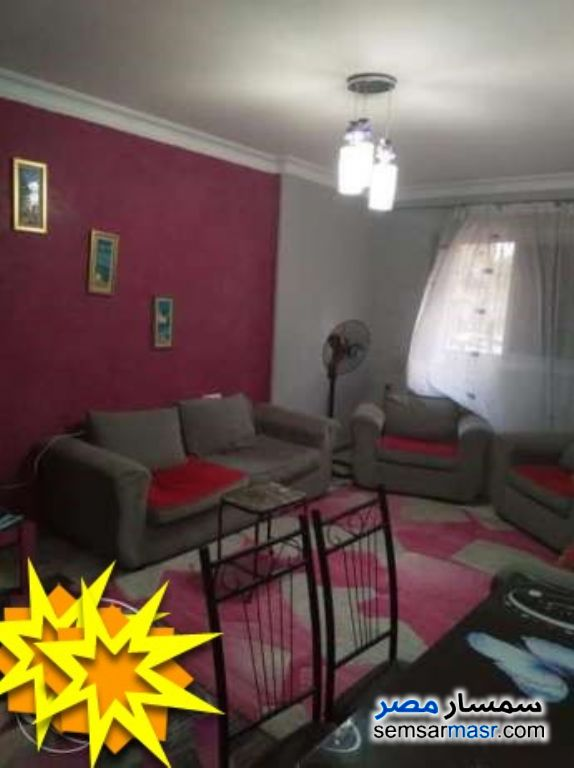 Ad Photo: Apartment 2 bedrooms 1 bath 100 sqm super lux in Egypt
