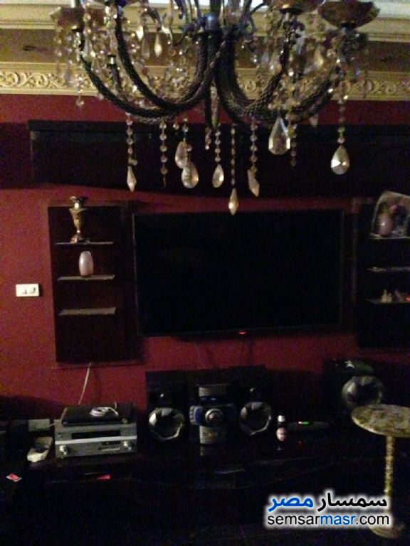 Photo 1 - Apartment 5 bedrooms 2 baths 320 sqm super lux For Sale Maadi Cairo