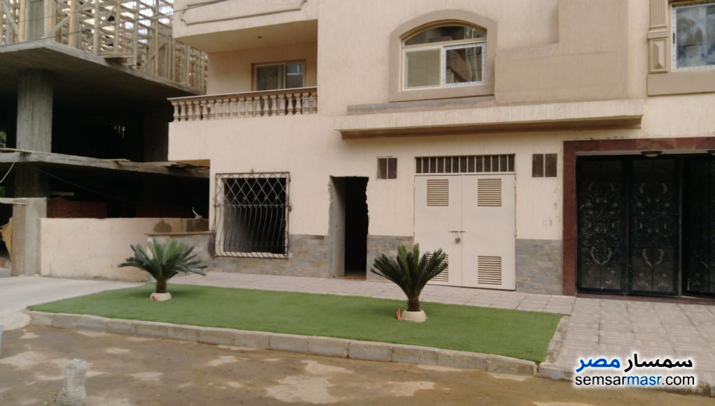 Photo 2 - Apartment 2 bedrooms 1 bath 90 sqm semi finished For Sale Heliopolis Cairo