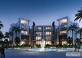 Ad Photo: Apartment 3 bedrooms 3 baths 216 sqm extra super lux in Sheikh Zayed  6th of October