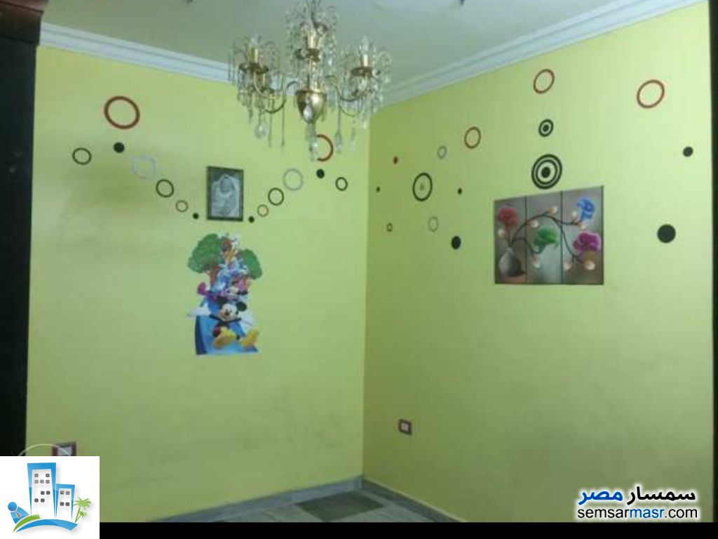 Photo 5 - Apartment 3 bedrooms 2 baths 120 sqm super lux For Sale Hadayek Helwan Cairo