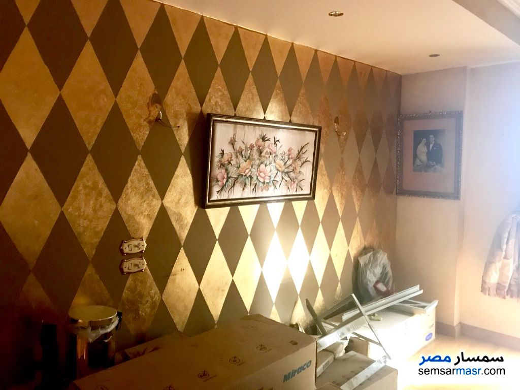 Photo 6 - Apartment 3 bedrooms 3 baths 209 sqm extra super lux For Sale Maadi Cairo