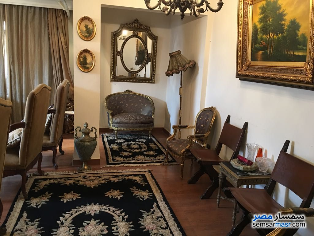Photo 1 - Apartment 6 bedrooms 2 baths 204 sqm extra super lux For Sale Maadi Cairo
