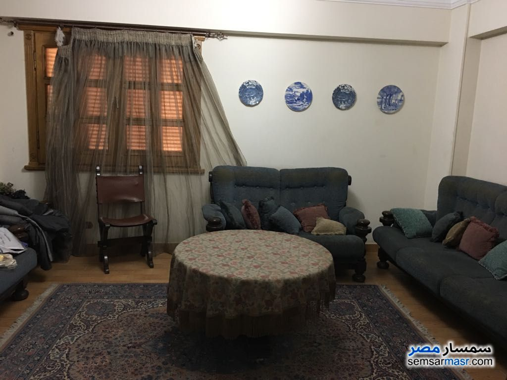 Photo 3 - Apartment 6 bedrooms 2 baths 204 sqm extra super lux For Sale Maadi Cairo