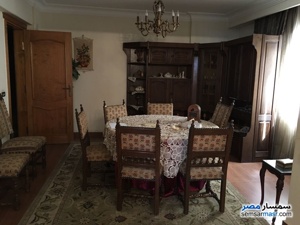 Photo 8 - Apartment 6 bedrooms 2 baths 204 sqm extra super lux For Sale Maadi Cairo