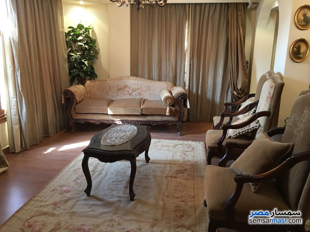 Photo 9 - Apartment 6 bedrooms 2 baths 204 sqm extra super lux For Sale Maadi Cairo
