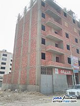 Ad Photo: Apartment 3 bedrooms 1 bath 130 sqm without finish in 15 May City  Cairo