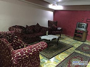 Apartment 3 bedrooms 2 baths 350 sqm super lux For Rent Mohandessin Giza - 1