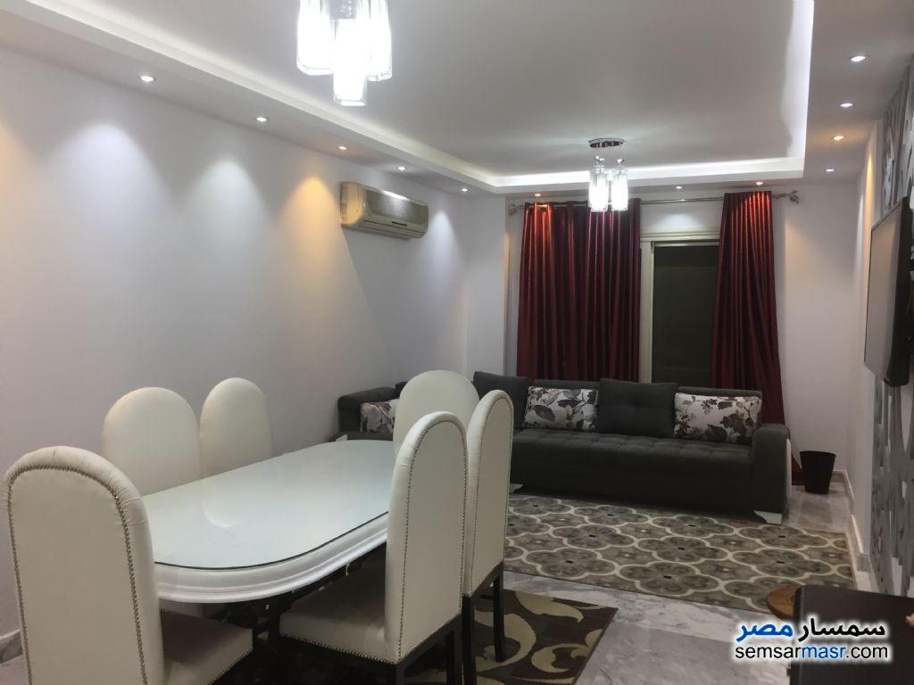 Photo 2 - Apartment 3 bedrooms 2 baths 108 sqm extra super lux For Rent Rehab City Cairo
