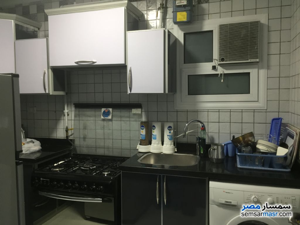 Photo 3 - Apartment 3 bedrooms 2 baths 108 sqm extra super lux For Rent Rehab City Cairo