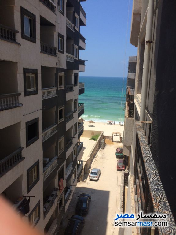 Ad Photo: Apartment 2 bedrooms 1 bath 75 sqm without finish in North Coast  Alexandira