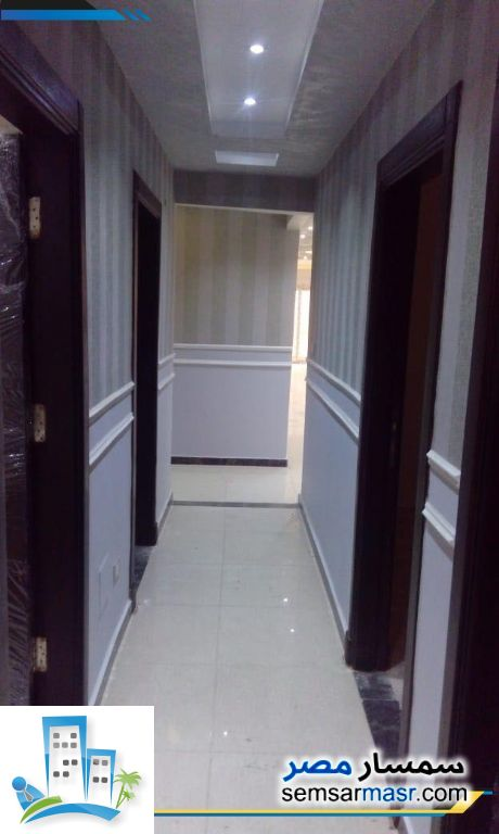 Photo 3 - Apartment 3 bedrooms 2 baths 190 sqm extra super lux For Sale Hadayek Al Ahram Giza