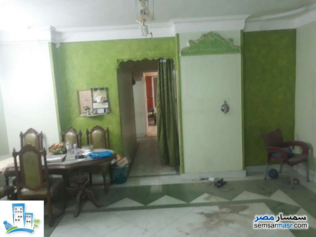 Ad Photo: Apartment 3 bedrooms 1 bath 120 sqm super lux in Seyouf  Alexandira