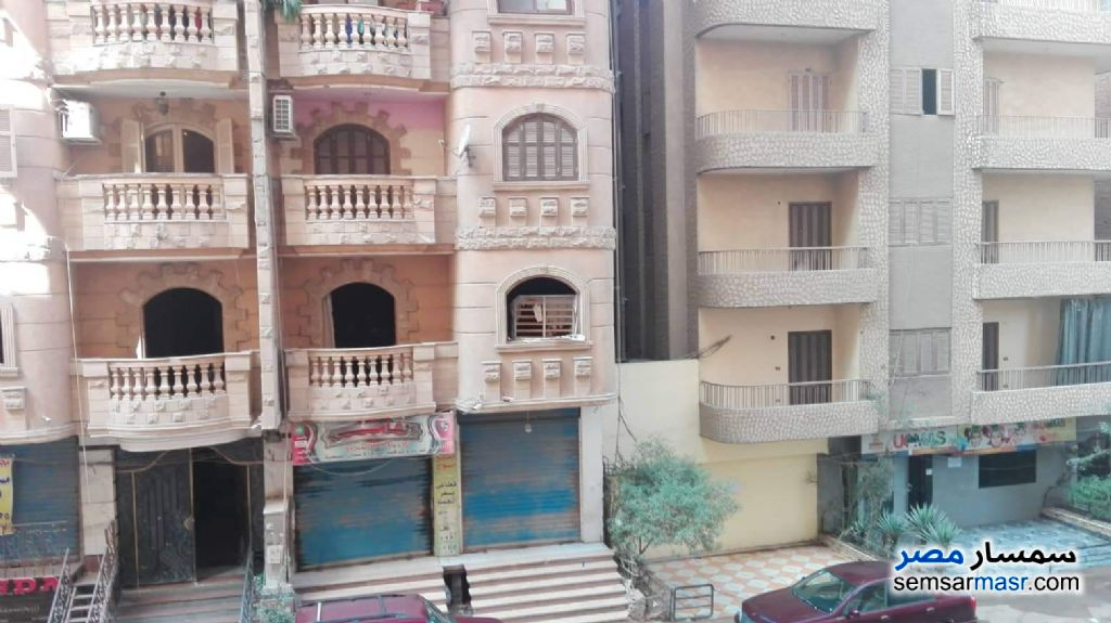 Photo 4 - Apartment 3 bedrooms 2 baths 190 sqm without finish For Sale Haram Giza